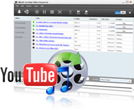 YouTube video converter- convertire video youtube